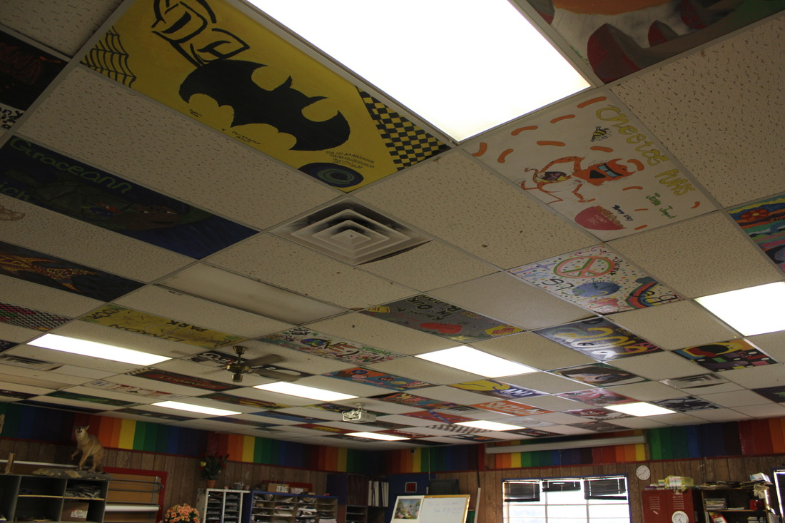 The Ceiling Tile Project